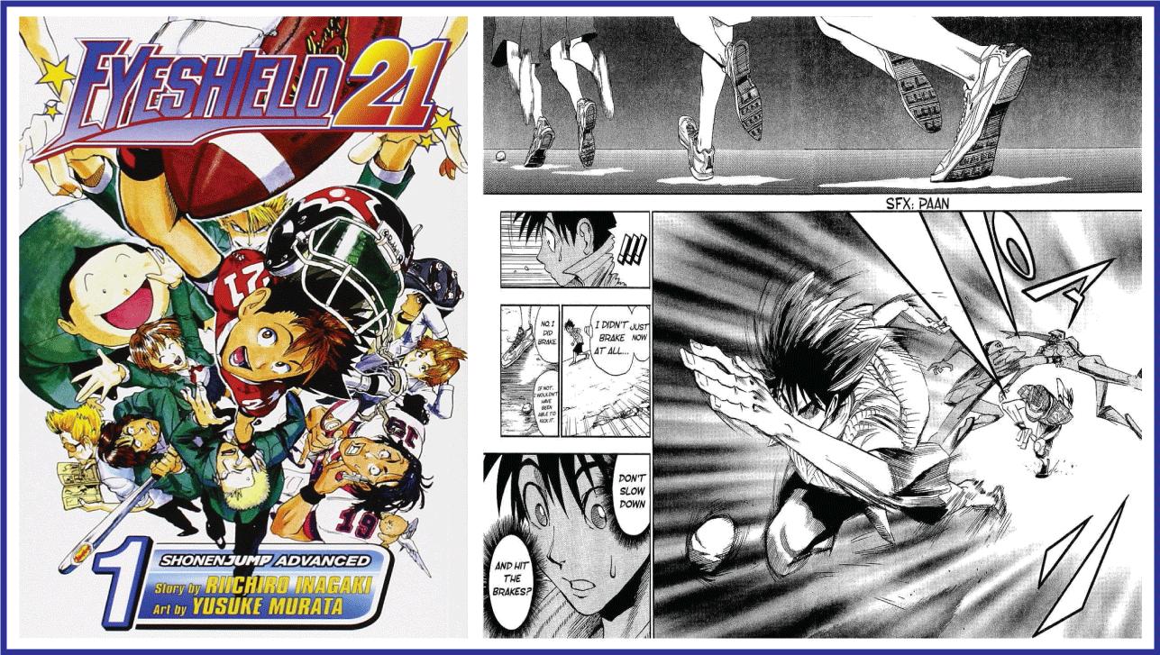Manga like Haikyuu!
