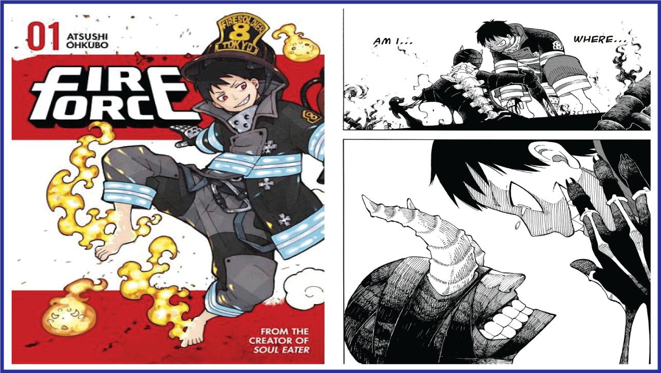 Manga like Demon Slayer!