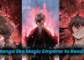 manga like magic emperor