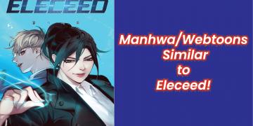 manhwa similar to eleceed