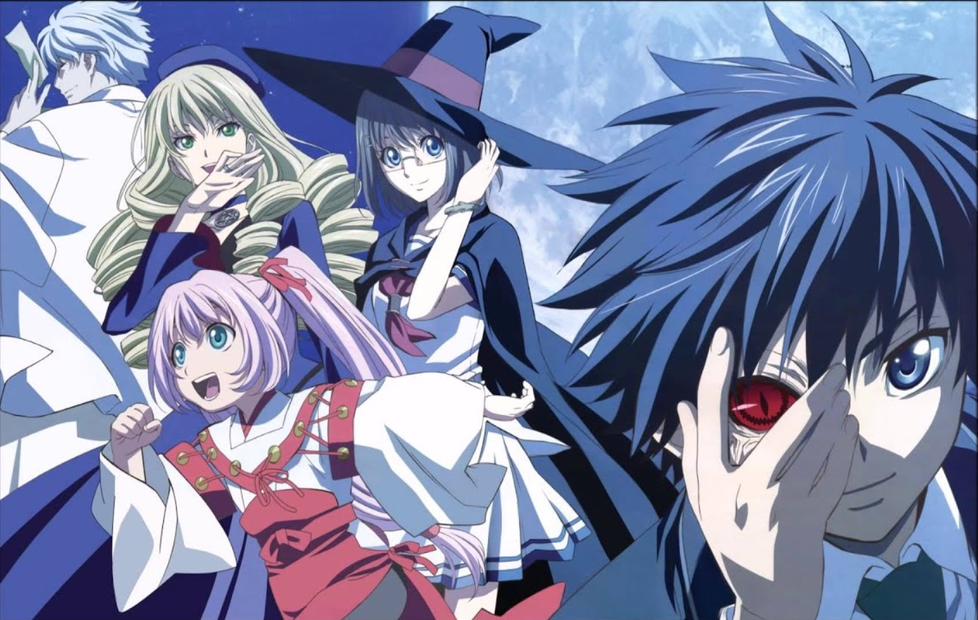 Best Witch Anime!