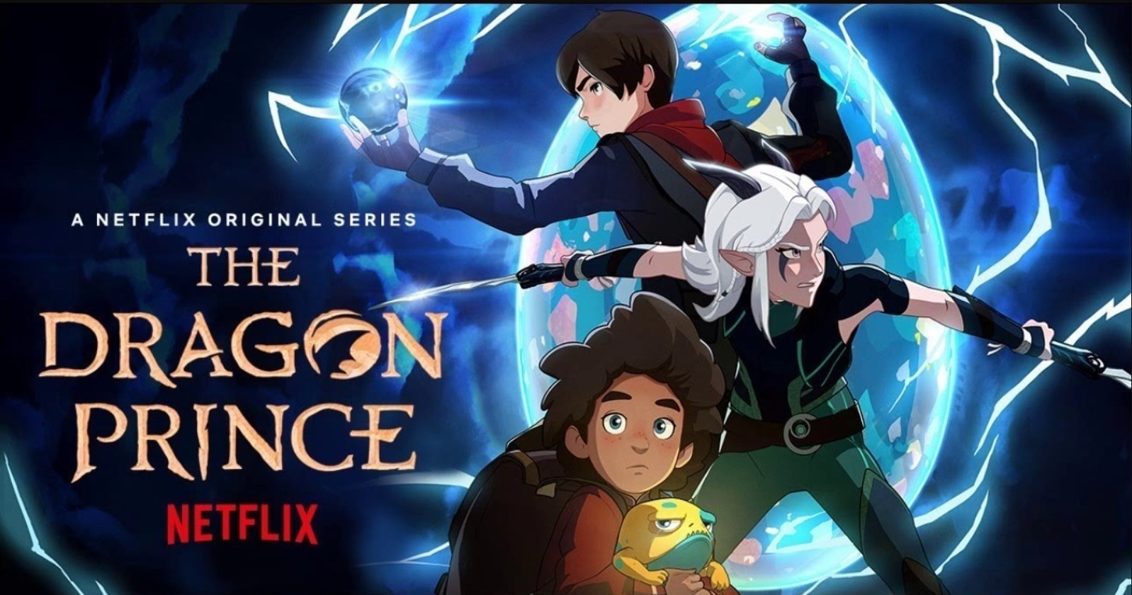 The Dragon Prince- Best American Anime!