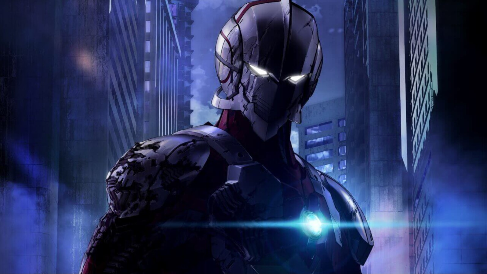 Ultraman- Best American Anime!