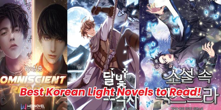 best Korean light novels