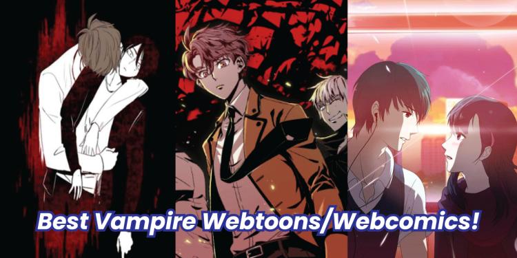 best vampire webtoons