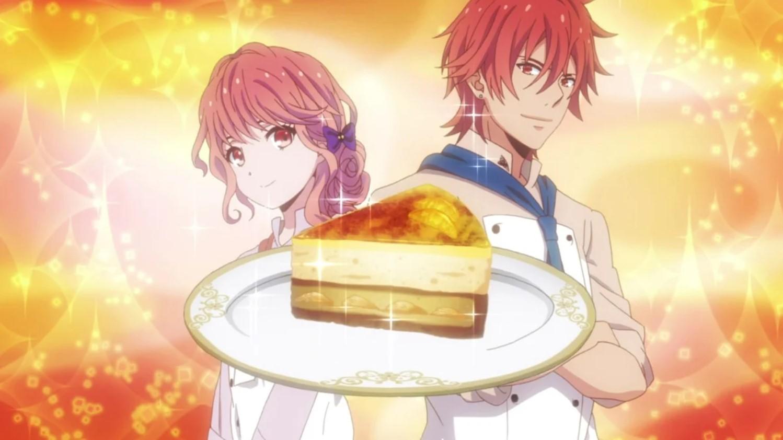 Bonjour Sweet Love Patisserie- best cooking anime
