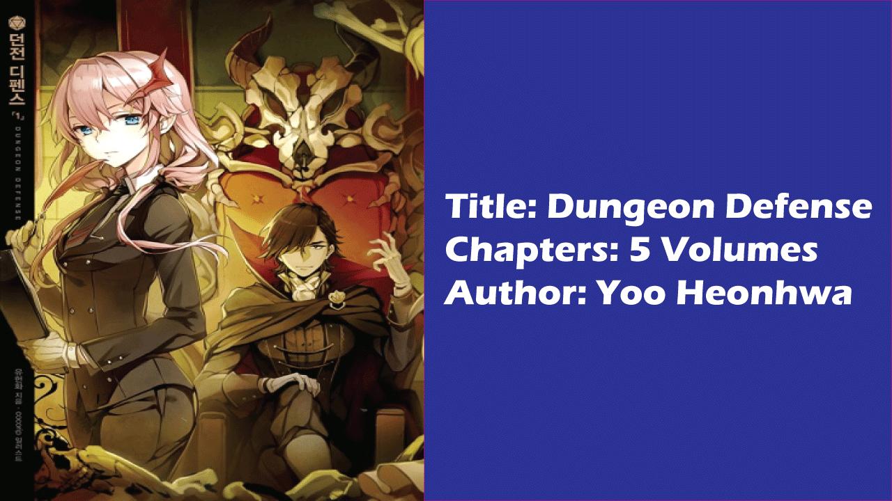 Dungeon Defense- Best Korean Light Novels!