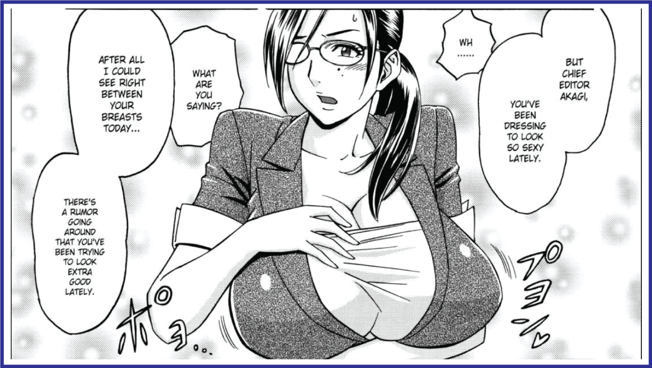 Best Uncensored Hentai Manga!