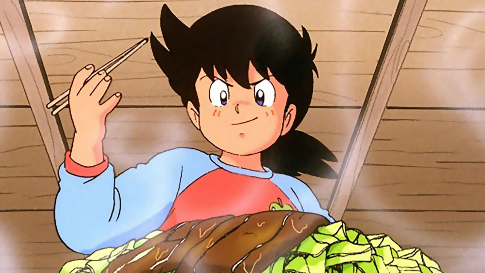 Mister Ajikko- best cooking anime