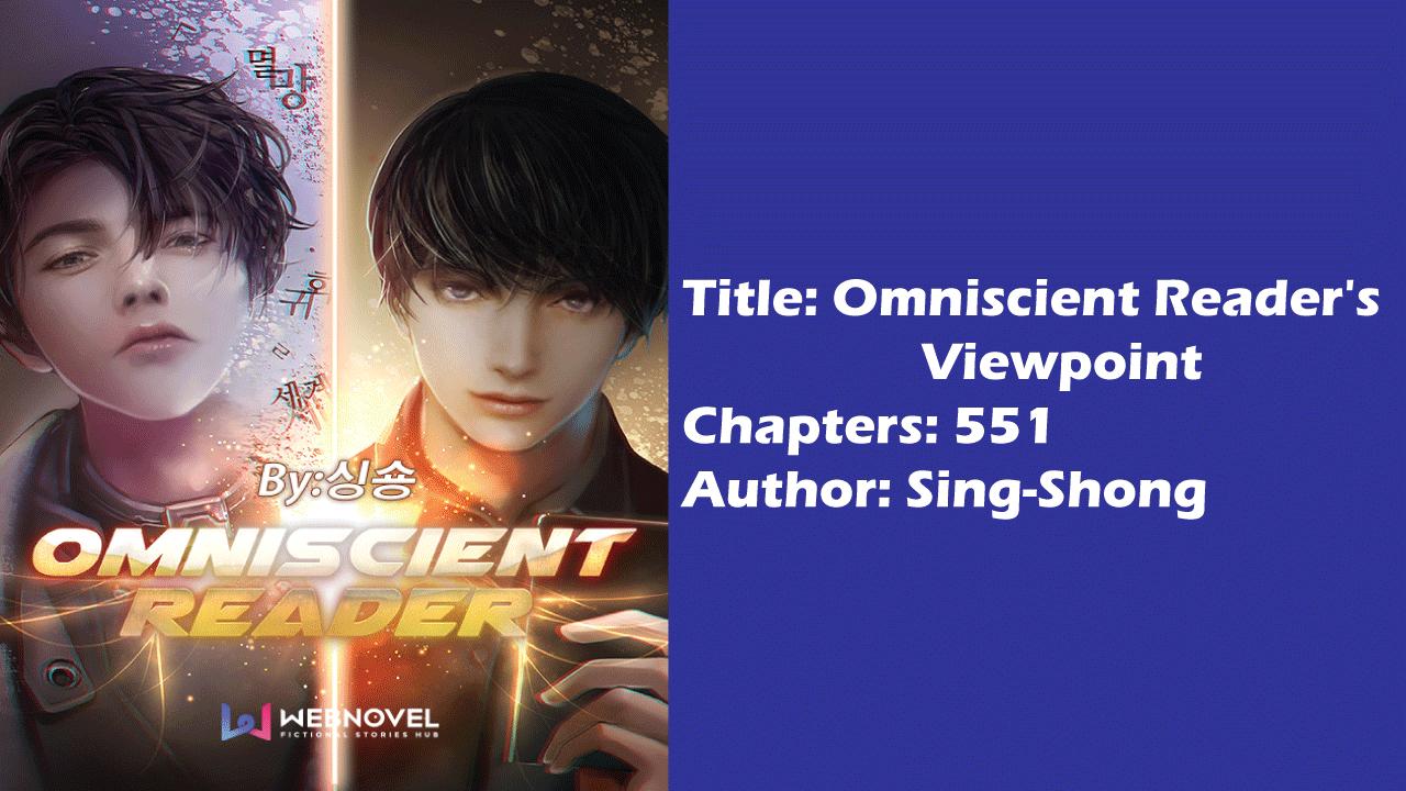 Omniscient Reader's Viewpoint- Best Korean Light Novels!