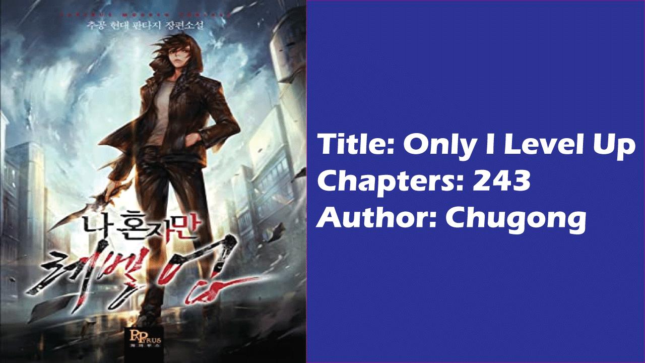 Solo Leveling- Best Korean Light Novels!