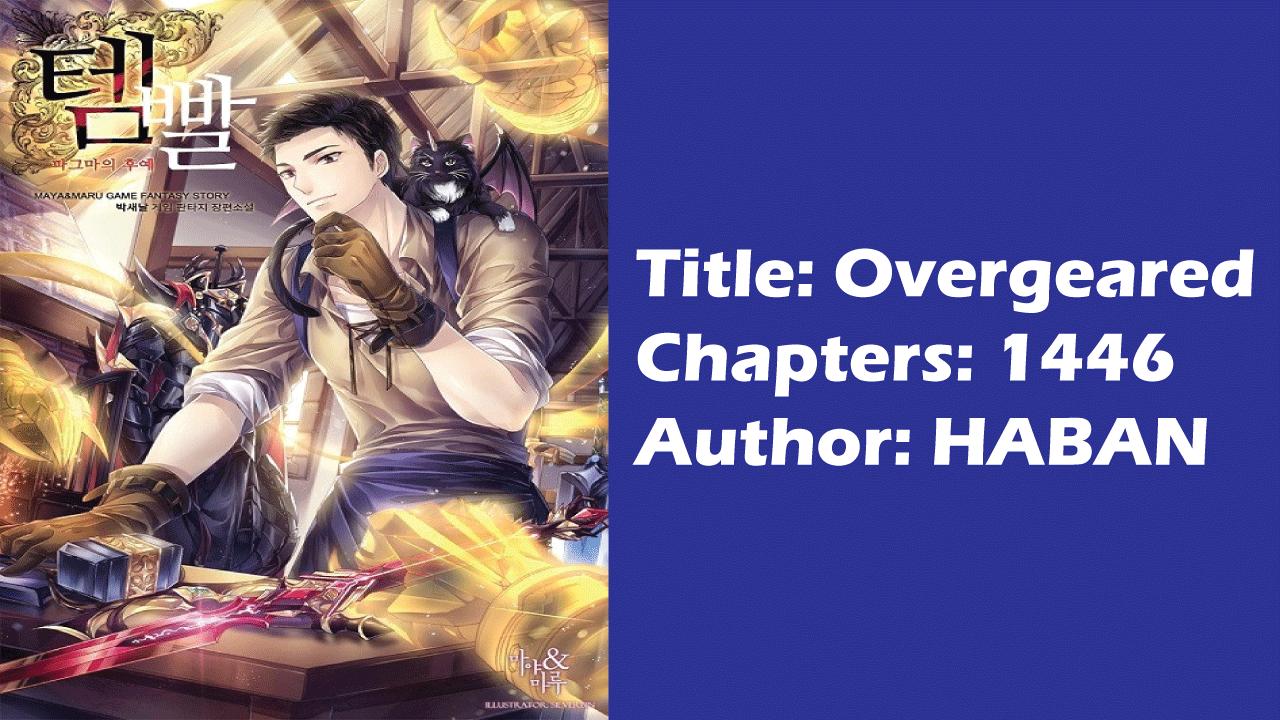 Overgeared- Best Korean Light Novels!