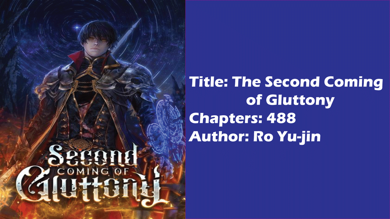 The Second Coming of Gluttony- Best Korean Light Novels!