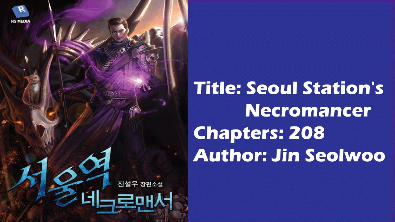Seoul Statin's Necromancer- Best Korean Light Novels!