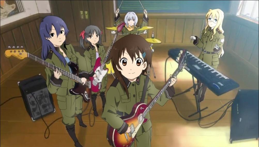 Best Music Anime!