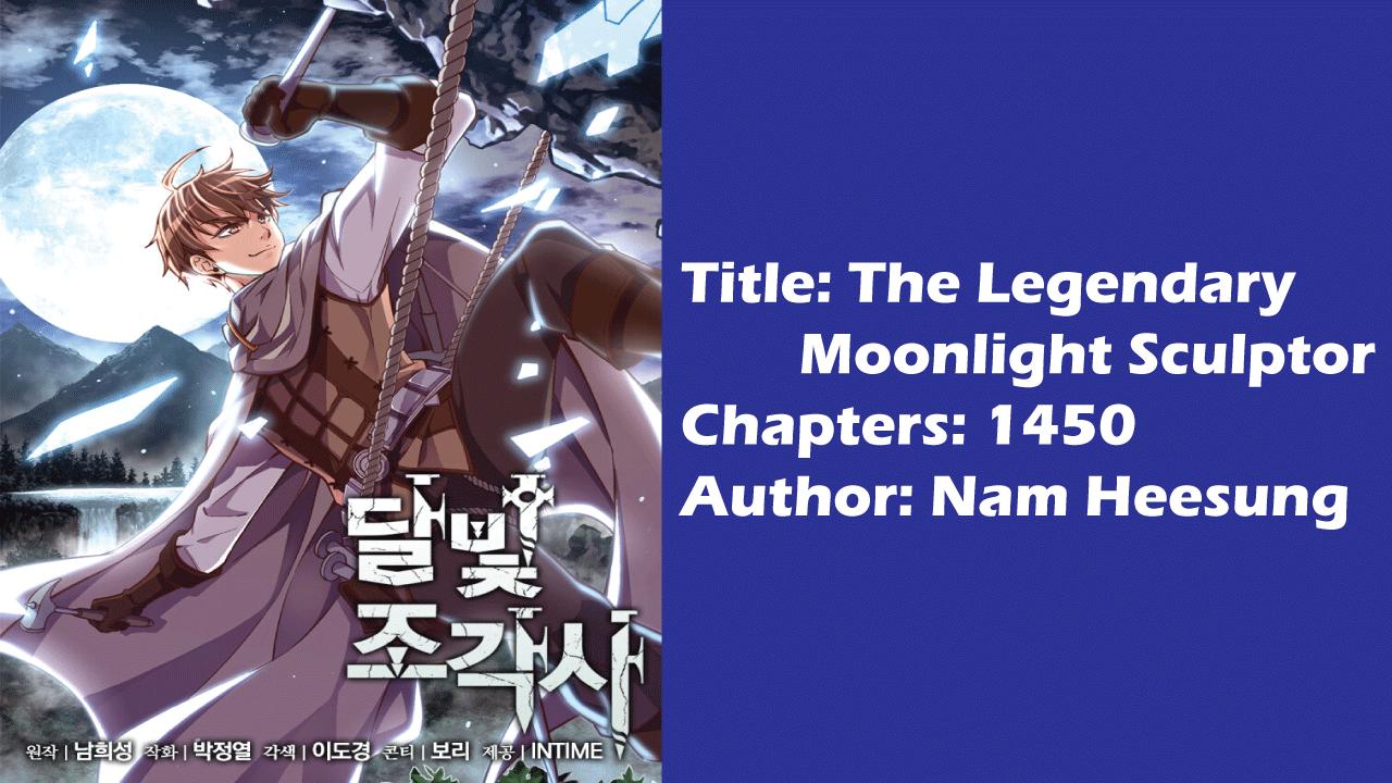 The Legendary Moonlight Sculptor- Best Korean Light Novels!