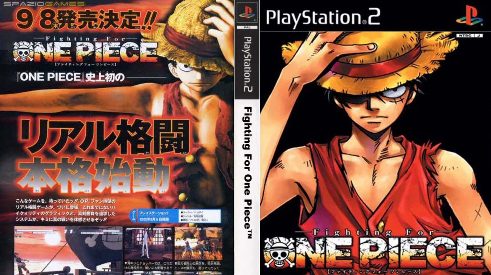 One Piece Games in Order!