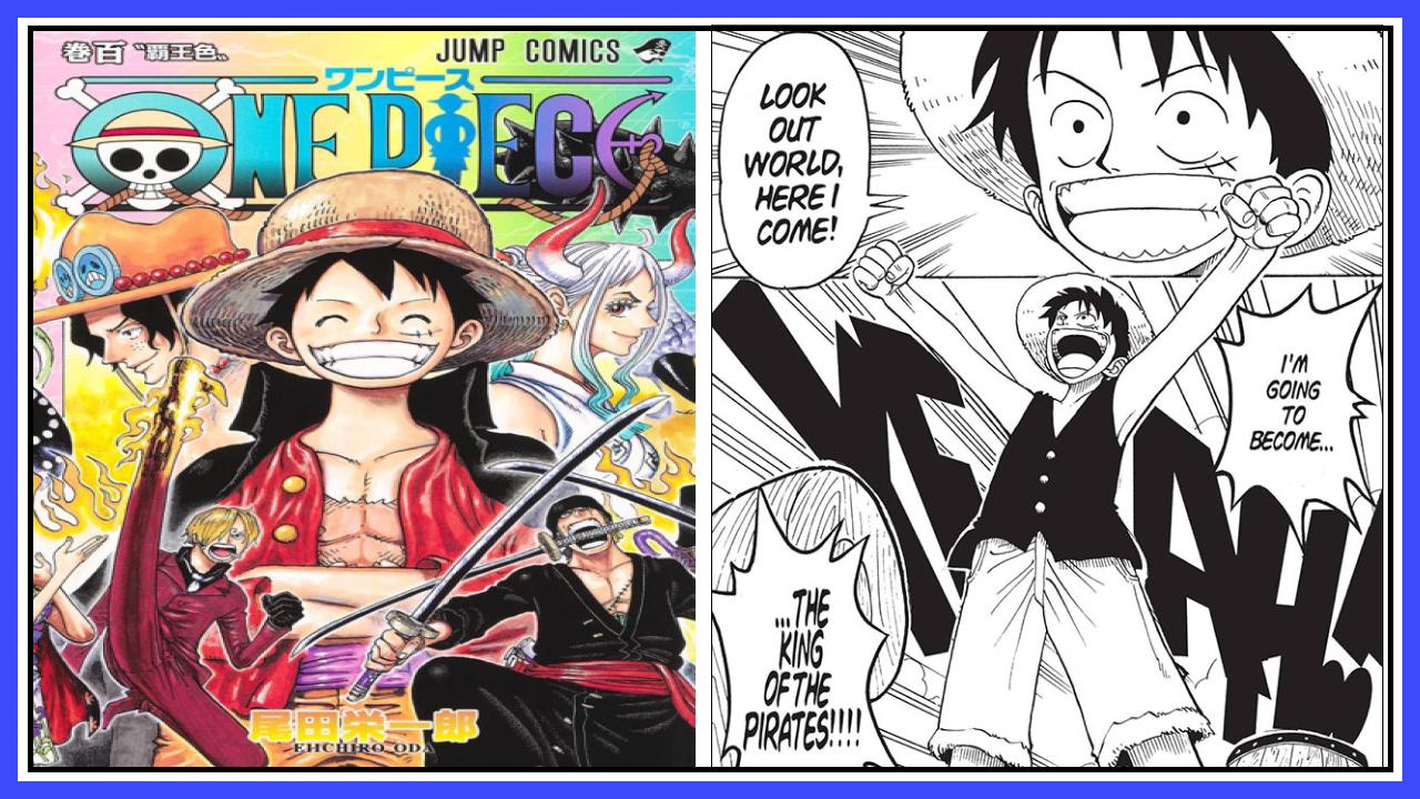 One Piece- Best Selling Manga